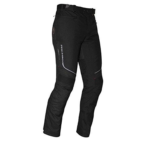 Richa Motorradhose Colorado Textilhose schwarz 3XL, Herren, Tourer, Ganzjährig
