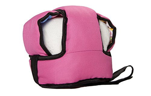 Lowest Prices! Kutnik SOFT SAFETY HELMET for toddlers (FUCHSIA PINK)