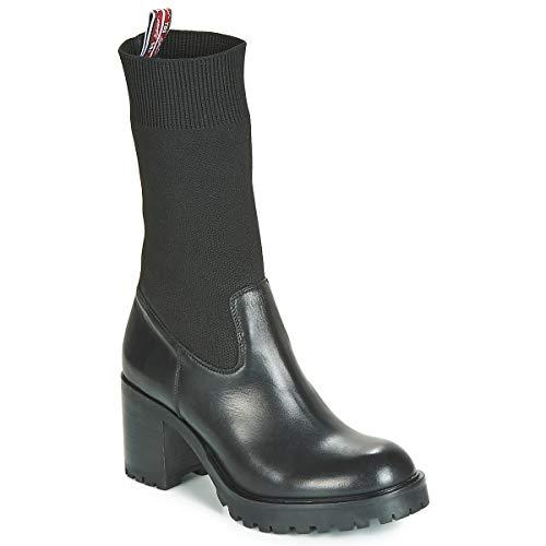 TOSCA BLU KATE Laarzen dames Zwart Hoge laarzen