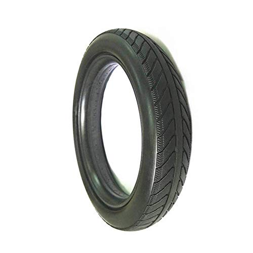 Neumático De Scooter Eléctrico, Neumático Sólido De 12X2.125, Adecuado para Silla De Ruedas Eléctrica/Scooter/Coche De Equilibrio 4 Colores