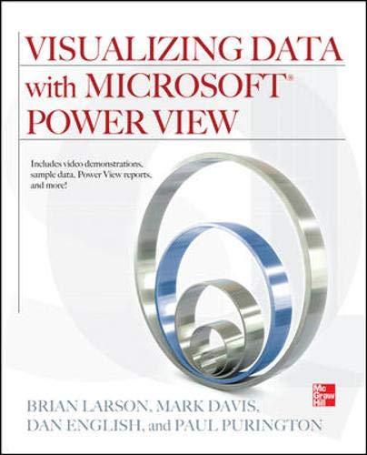 Larson, B: Visualizing Data with Microsoft Power View