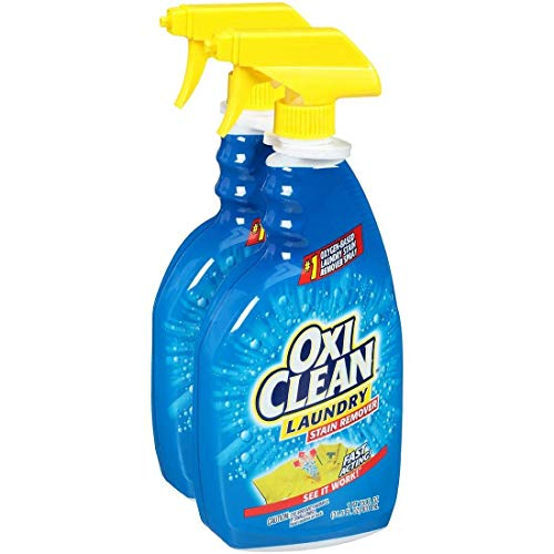 OxiClean Laundry Stain Remover, 2 Pack./31 Fl. Oz Each