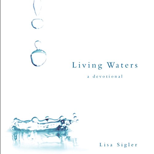 Living Waters audiobook cover art