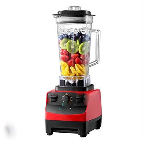 Blender Smoothie Blender Countertop, avec 1000W de base, professionnelle Smoothie haute vitesse Blender for taille de la famille des boissons glacées et smoothies, intégré Pulse et 9 vitesses de contr