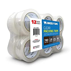Top 5 Best Packing Tapes Review 2021