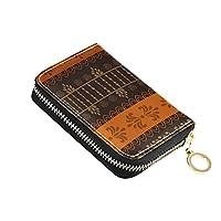 クレジットカードケース カード入れ じゃばら 大容量 スキミング防止 カードホルダー 磁気防止 おしゃれ 人気 ミニ財布 小銭入れ コンパクト モロッコ ブラジル エスニック 民族風 女の子 レディース 男の子 メンズ