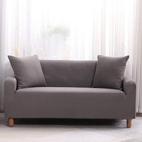 HXTSWGS Fundas Estilo Jacquard para sofá,Funda de sofá elástica, Funda de sofá de Banco de sofá de Silla elástica, Funda Protectora de Perro mascota-Color26_190-230cm