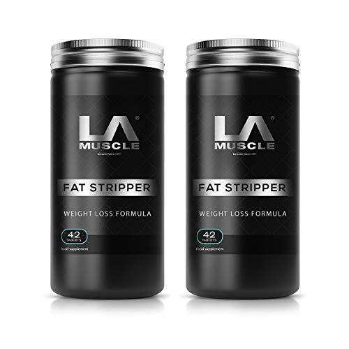 LA Muscle Fat Stripper (42 Tablets - 2 Pack)