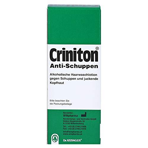 CRINITON Anti Schuppen Lösung 125 Milliliter