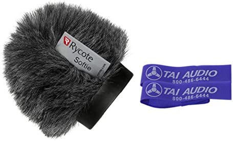 Rycote 5cm Classic-Softie Now free shipping 24 25 for Sacramento Mall 2 with Sennheiser MKH50
