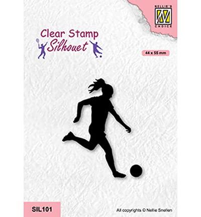 Clear Stamp - Chaussettes pour femme