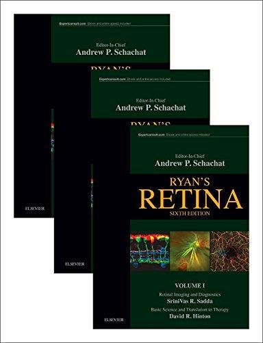 Ryan's Retina: 3 Volume Set