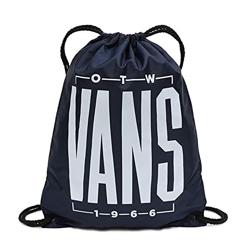 Vans Unisex League Bench Bag Benchedbag, Kleid Blau-weiß, Einheitsgröße
