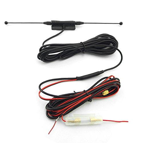 Feeldo SMA connecteur Active antenne avec amplificateur intégré pour TV numérique