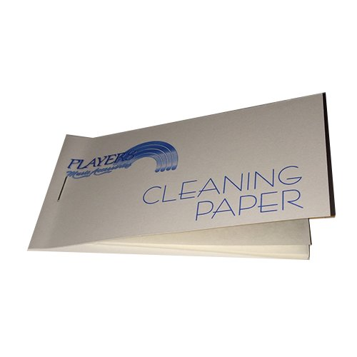 Alto Saxophone Pad Cleaning Paper - Magic solution for sticky pads