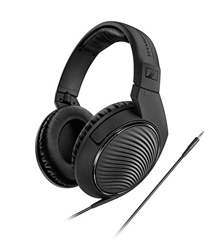 Sennheiser Studio Headphone HD 200 PRO around-Ear Powerful for Every Monitoring, Mixing at Home, Studio or During Live Events