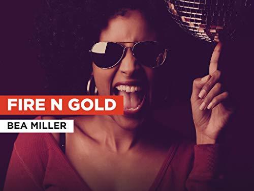 Fire N Gold al estilo de Bea Miller