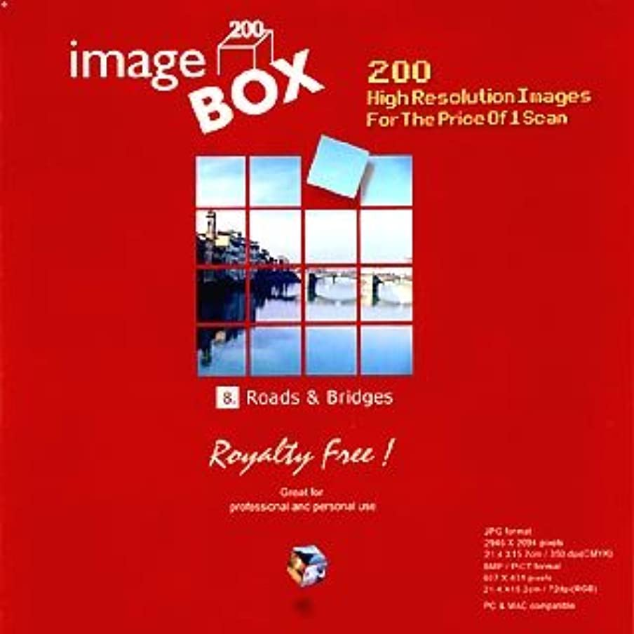 キャンディーディベート変わるイメージ ボックス Vol.8 道と橋