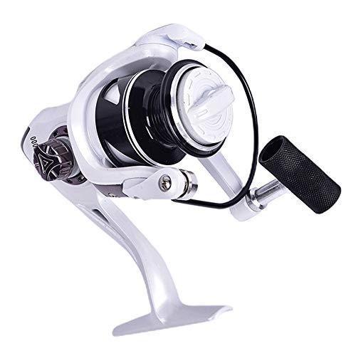 2000-7000 Tipo Carrete de Pesca Spinning - Full Metal Head Spinning Reel Carrete de Pesca Rueda de Besugo Rueda de Pesca de Mar Izquierda Derecha Cambiable (2000)