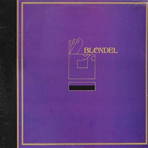 Amazing Blondel - Blondel - Island Records - ILPS 9257