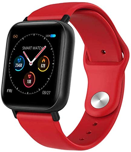 Reloj inteligente pulsera inteligente reloj de frecuencia cardíaca monitoreo de la presión arterial pulsera deportiva Bluetooth