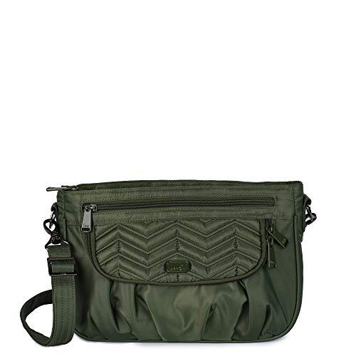 Lug Mambo Cross Body Bag, Olive Green