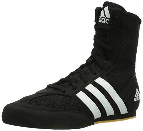 Adidas, Scarpe da boxe Box Hog 2, Nero, 43 1/3 EU (9 UK)