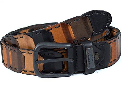 Herren Gürtel Modell 04.3 - Cipo & Baxx 110 cm