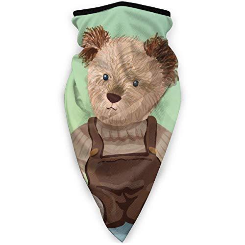 Traveler bivakmuts, ademend, winddicht, teddybeer, nekwarmer, sjaal, voor merken, stofdicht in de buitenlucht