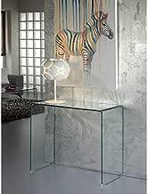 Amazon.es: mesa consola cristal