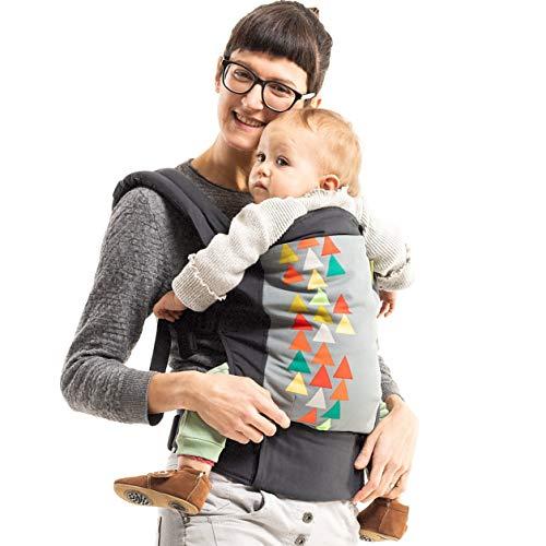 La mejor mochila portabebés Boba: Boba 100% algodón