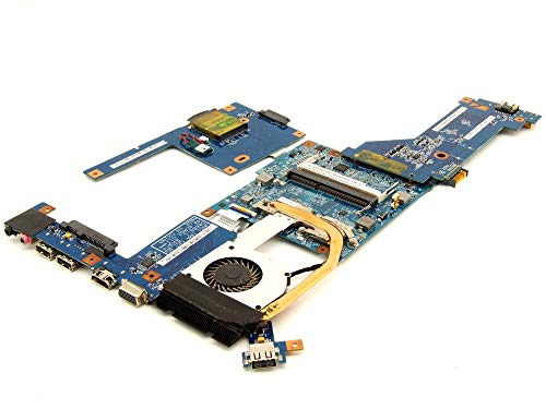 Acer Aspire 5810T 08266-2 Mainboard Motherboard Platine Set Cooler Connect Board