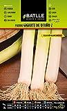 Semillas Hortícolas - Puerro Gigante de Otoño 2 sel. Blancanieves - Batlle