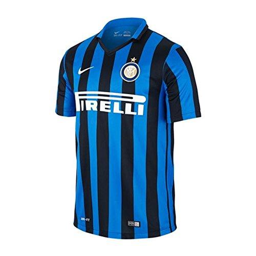 Nike 1. Trikot Inter Mailand 2015/2016–Offizielle Trikot, Herren, Inter Ss Home Stadium JSY, L