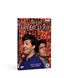 A Bit of Fry and Laurie on DVD