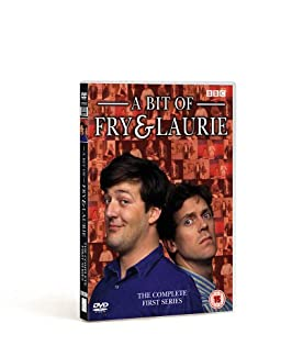 A Bit Of Fry & Laurie - The Complete First Series