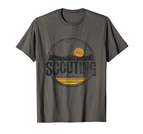 Officially Licensed Scouting T-Shirt
