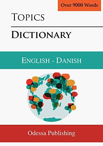 Topics Dictionary English - Danish (English Edition)