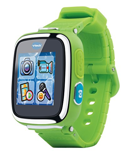 VTech - Kidizoom Reloj Inteligente multifunción DX, Color Verde, versión Alemana