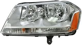 Headlight Headlamp Driver Side Left LH for 08-10 Dodge Avenger SXT SE