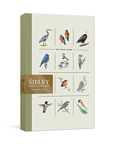 Sibley Planner (Sibley Birds)