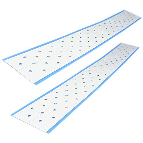 Walker Tape - 2 bandes adhésives Extenda pour peaux sensibles 3,8 x 30 cm.