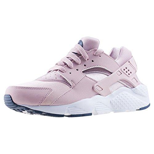Nike Huarache Run (GS), Scarpe da Ginnastica Bambina, Rosa (Particle Rose/Particle Rose/TH), 35.5 EU