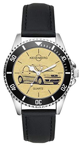 KIESENBERG Reloj – Regalos para FIAT Punto Modelo Cuidado 2003 – 2007 Fan L – 4282