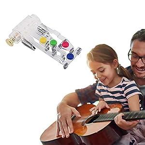 Chordbuddy Guitar Lernsystem,digitaler Akkord-trainer Gitarren-lernhilfe Für Klassische Akkorde