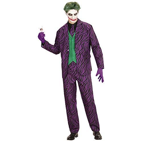 WIDMANN?Evil Joker para adultos, L, vd-wdm19313