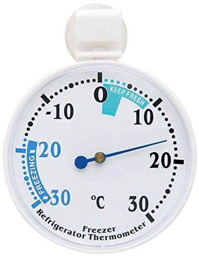 冷凍・冷蔵庫用温度計 TM-5807