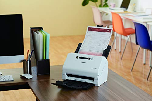 Key Features Of Canon ImageFORMULA R40 Scanner