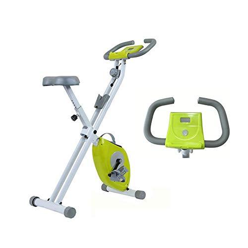 AFYH Bicicletas estáticas, La Pantalla LED de Alta definici