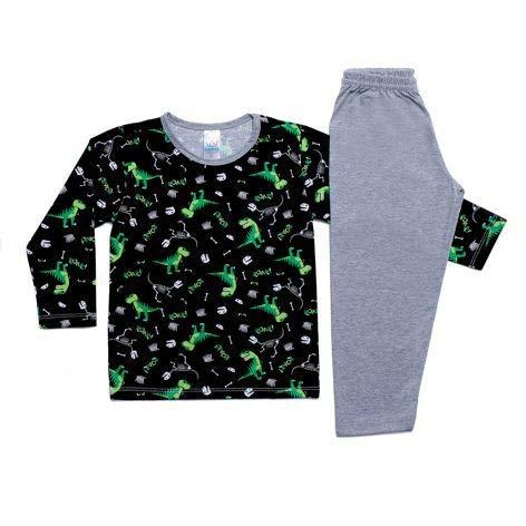 Pijama Infantil Menino 2 peças - Estampados - 1 ao 16